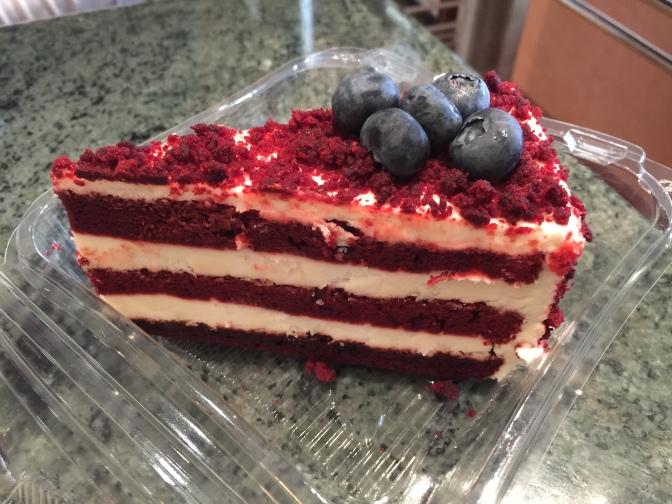 Fairmont Kea Lani Hotelで美味しいケーキを堪能!