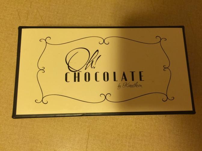 シアトルのチョコレート屋さん、Oh! Chocolate