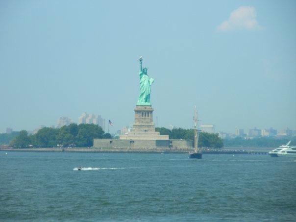 人生の転機!渡米のきっかけ、目指すはニューヨーク