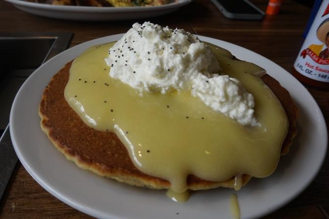 スラッピーケークス、季節限定パンケーキ