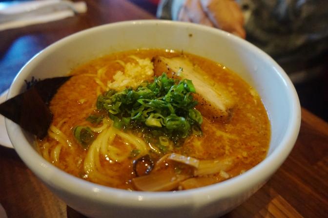 日本のつけ麺がホノルルに!リピートしたい麺屋武蔵