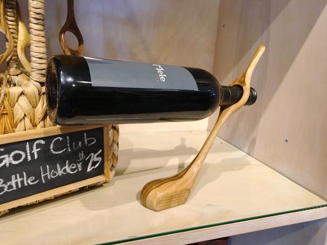マウイのワイナリーで見つけたワイングッズ